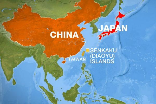 Cina E Giappone Cartina Geografica.Le Guerre Dei Mari Orientali