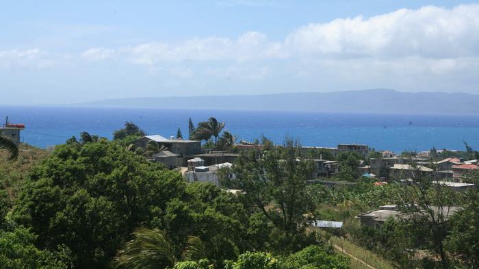 Port-de-Paix con l'isola di Tortuga sullo sfondo (Marco Bello)