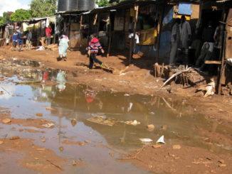 Deea Sea slum Nairobi (Gigi Anataloni)