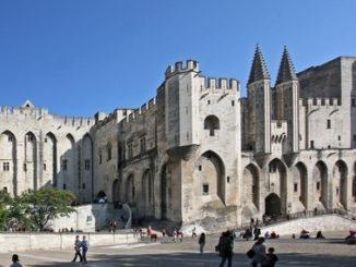 Avignone, palazzo dei papi (JM_Rosier)