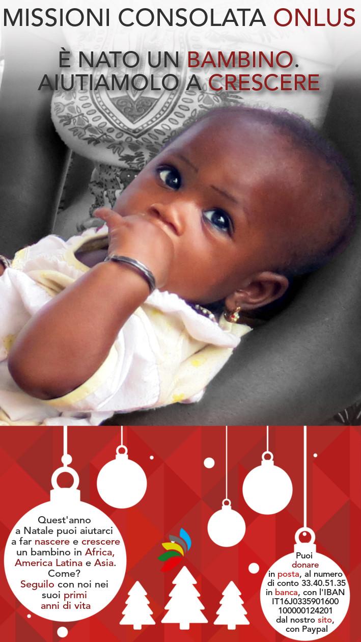 Ogni bambino che nasce