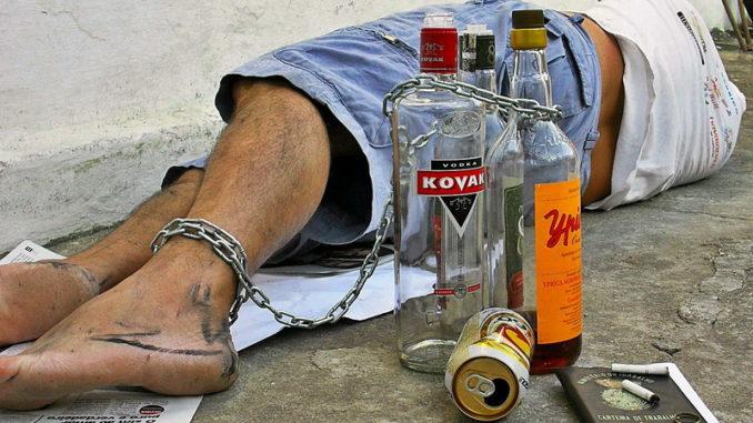 Vysotsky non smetterò di bere - Che fare questo il marito ha cessato bere un appezzamento