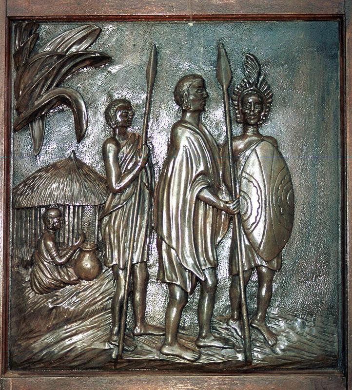 Porta chiesa Tuthu i Kikuyu