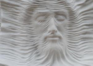 scultura Maria De Faykod