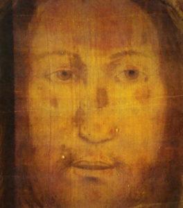Il Sacro Volto di Manoppello.