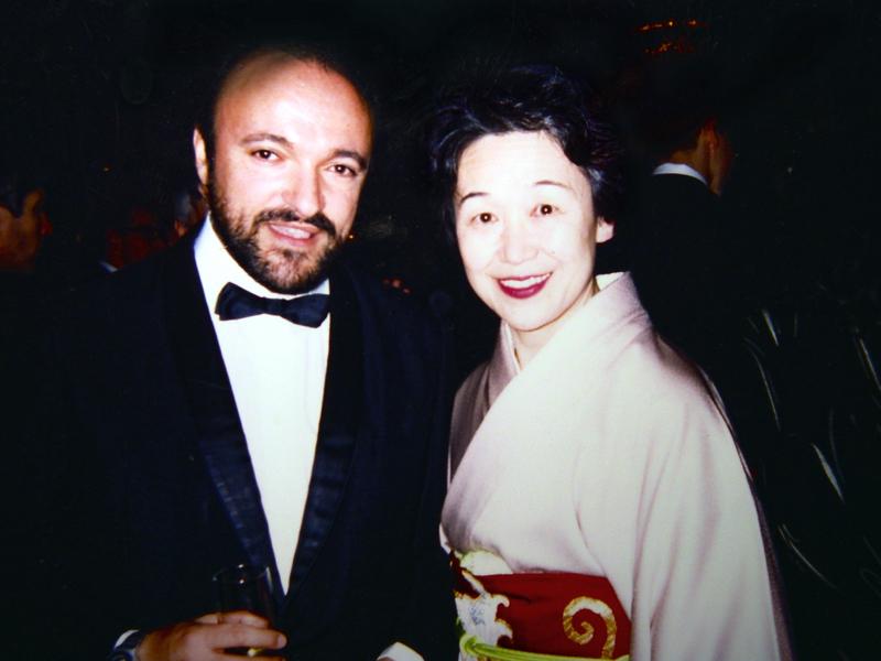 carlo-1999-a Oslo in occasione del Premio Nobel-archivio-AICU_resize